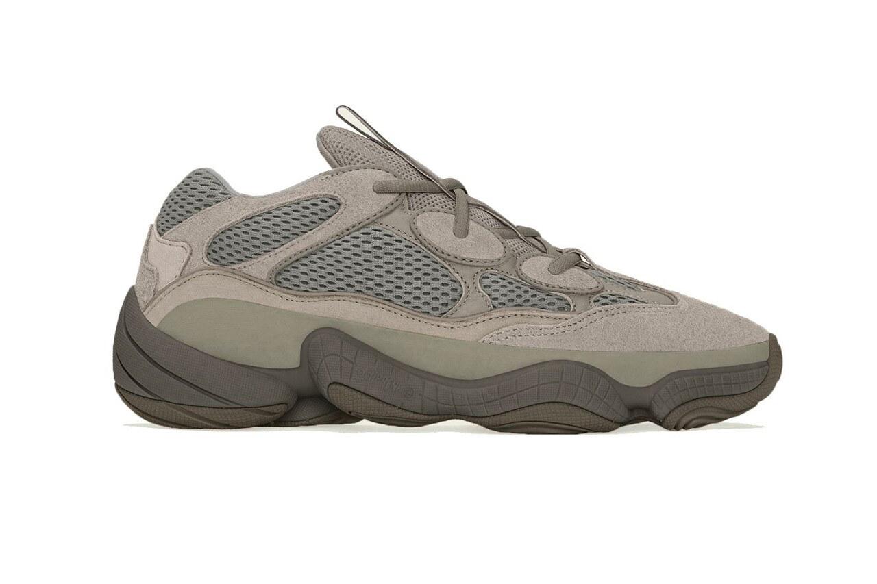 YEEZY 500 ash grey