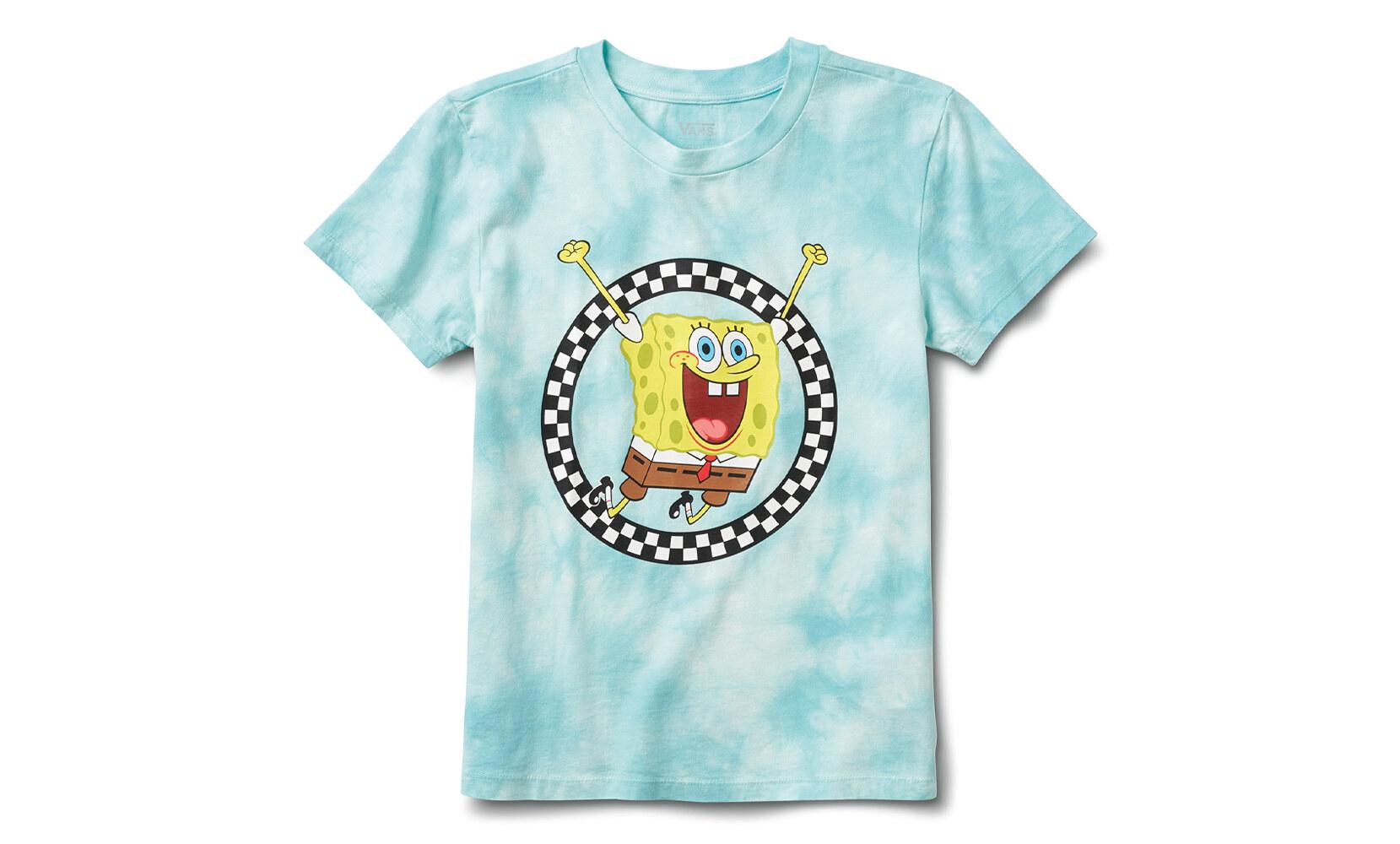 Vans x Nickelodeon SpongeBob Square Pants