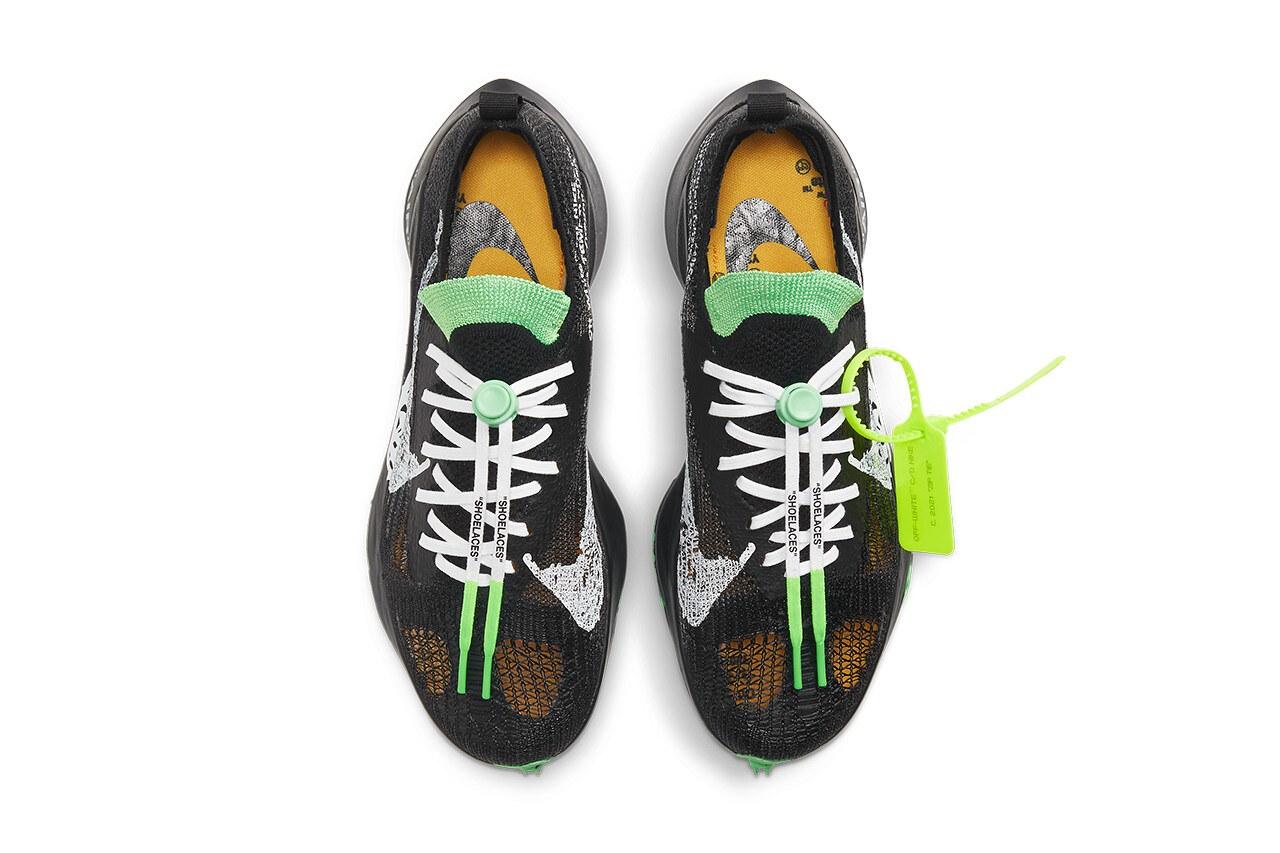 Off-White x Nike Air Zoom Tempo Next
