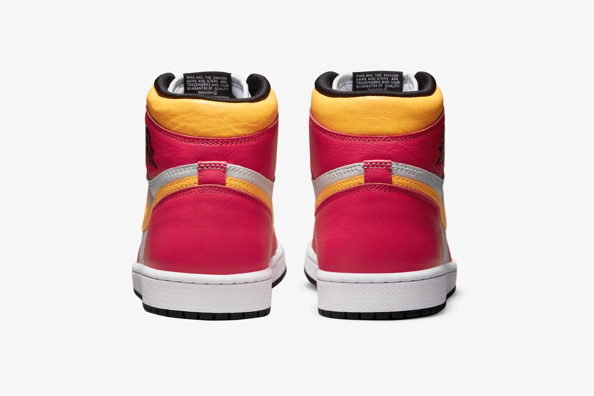 Air Jordan 1 u201cLight Fusion Redu201d
