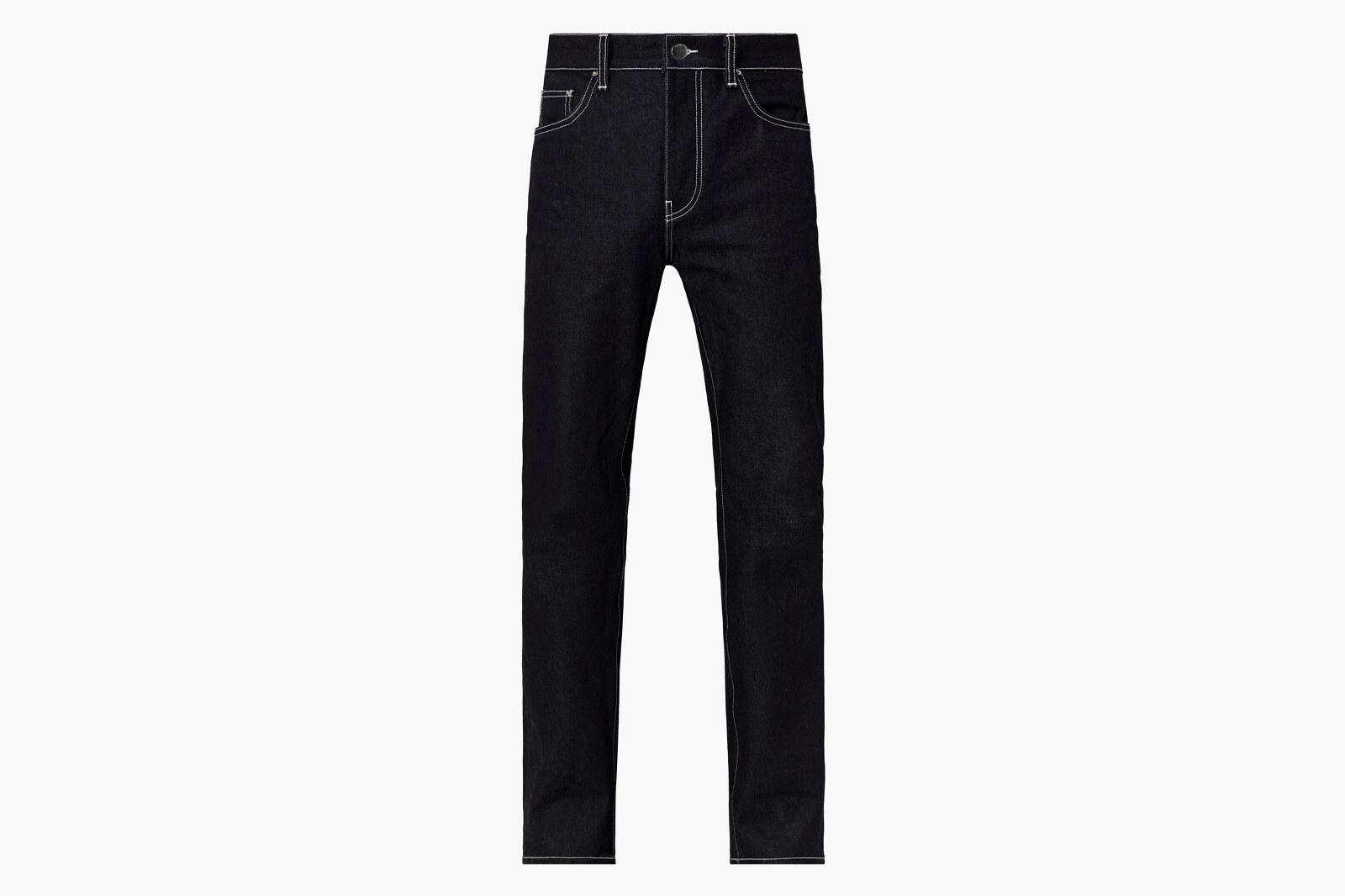 Amiri 5 pocket flare leg jeans