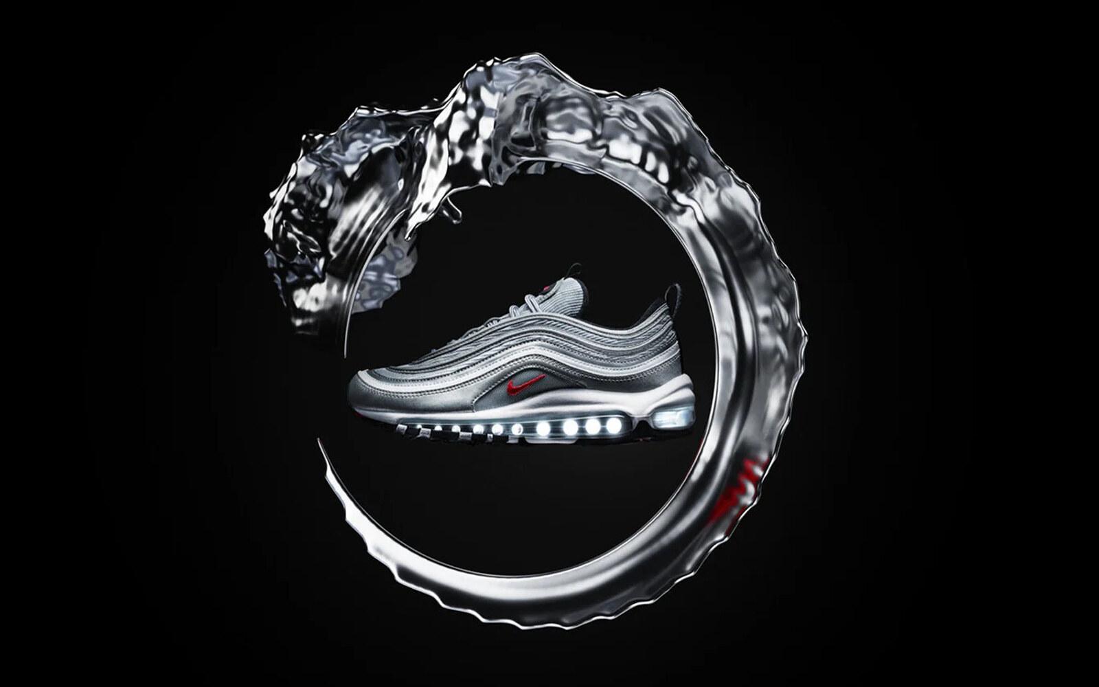 Nike Air Max 97 Silver Bullet 2022