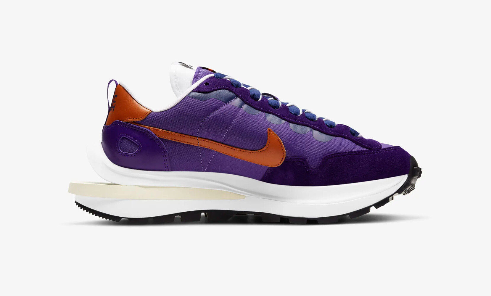 sacai x Nike VaporWaffle Dark Iris