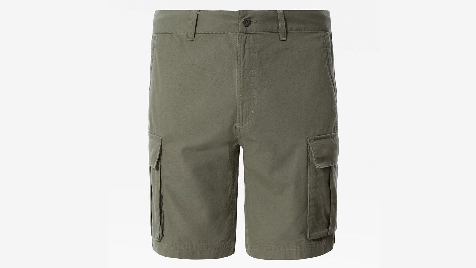 The North Face - anticline pantaloncini cargo uomo