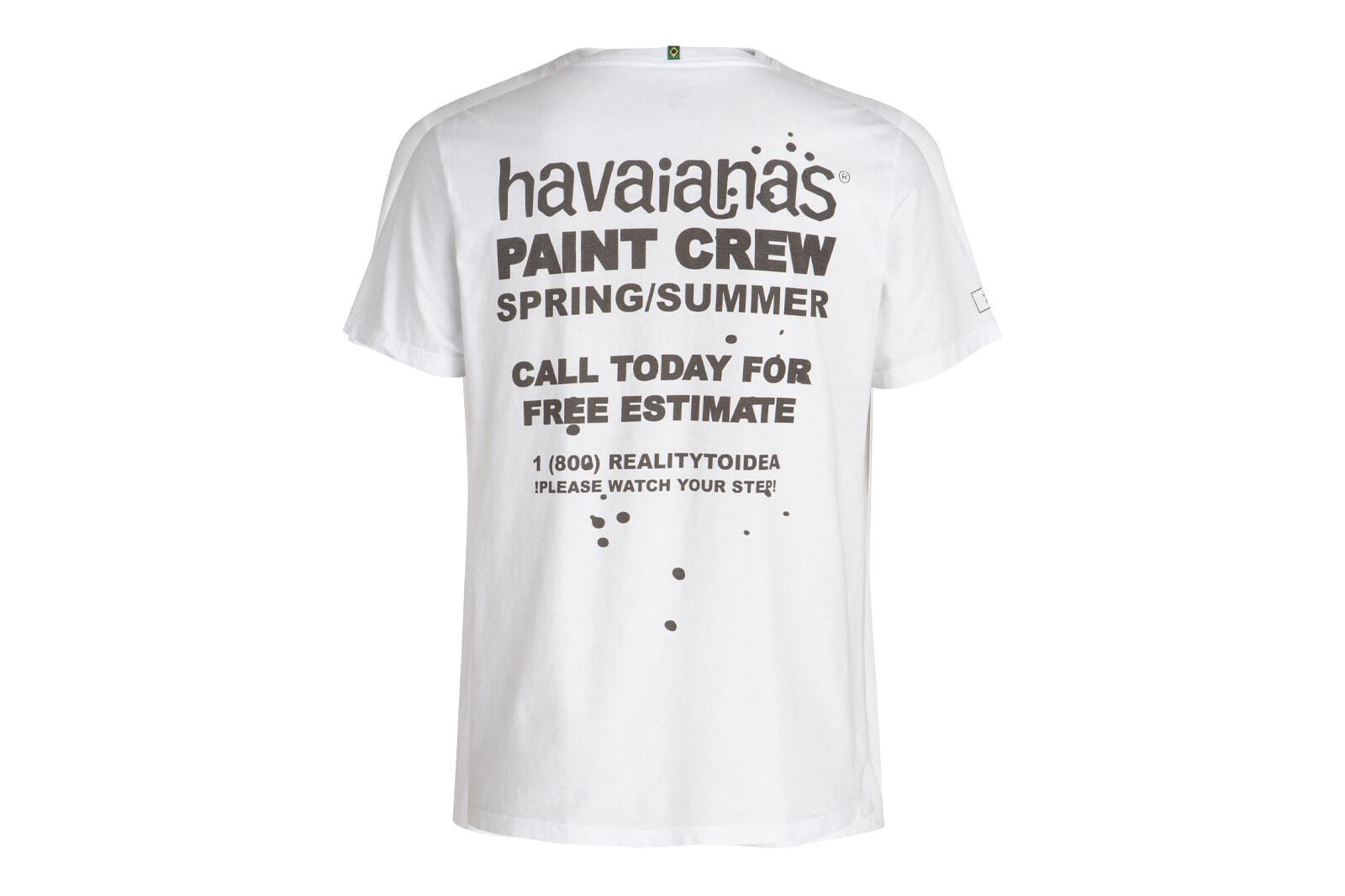 Havaianas x Reality to Idea Joshua Vides Capsule collection