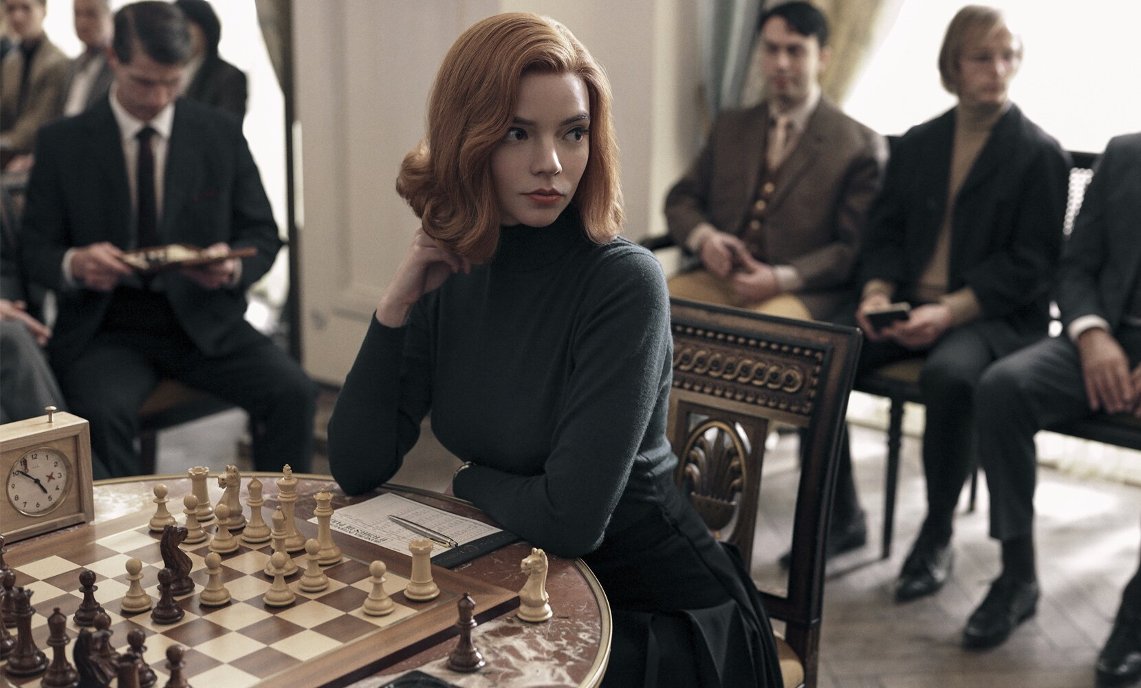 La regina degli scacchi - Queen's Gambit