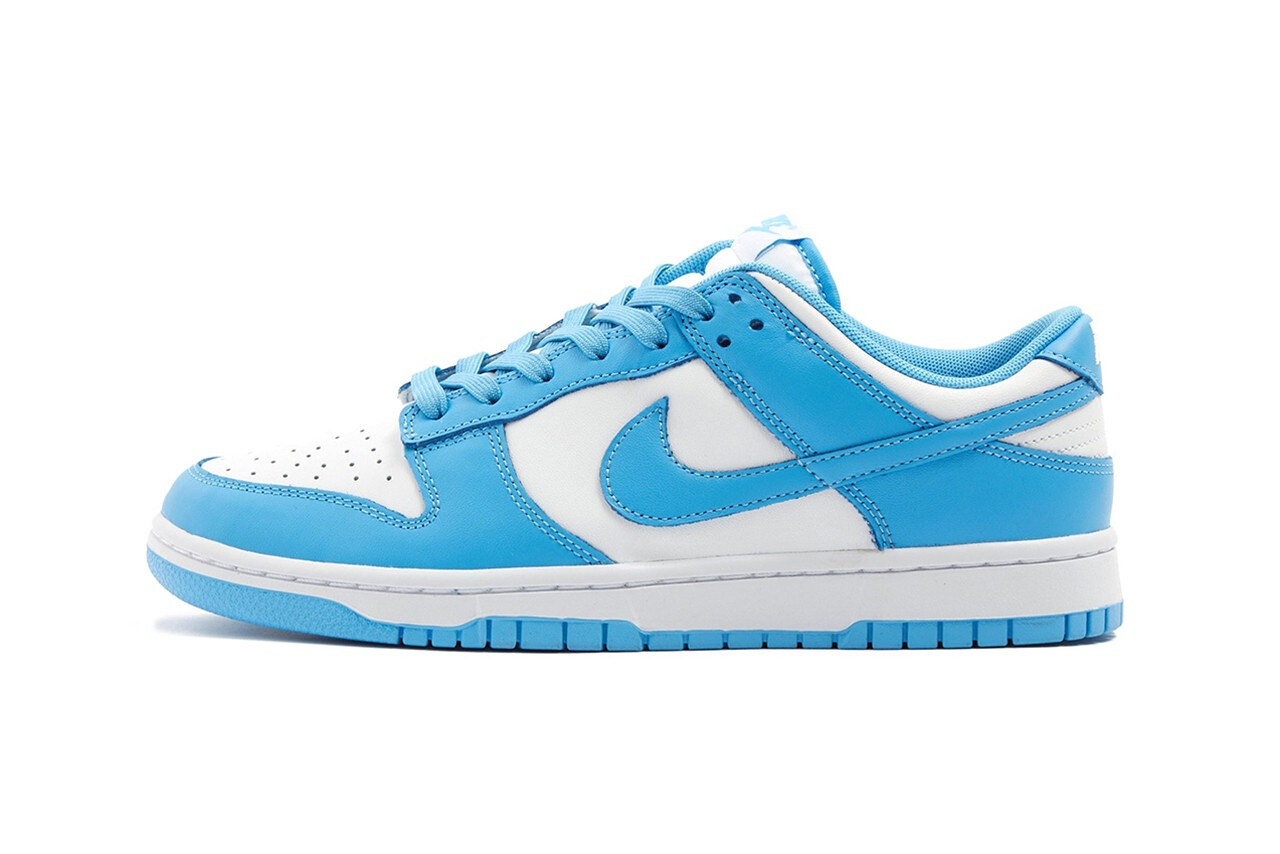 Nike Dunk Low u201cUniversity Blueu201d