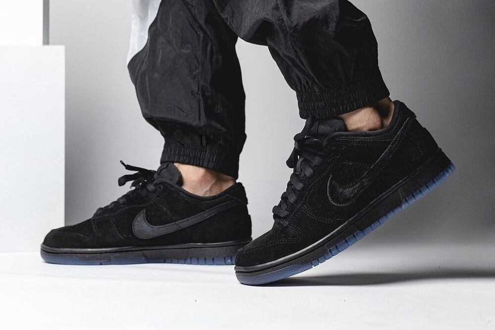 UNDEFEATED x Nike Dunk vs AF-1