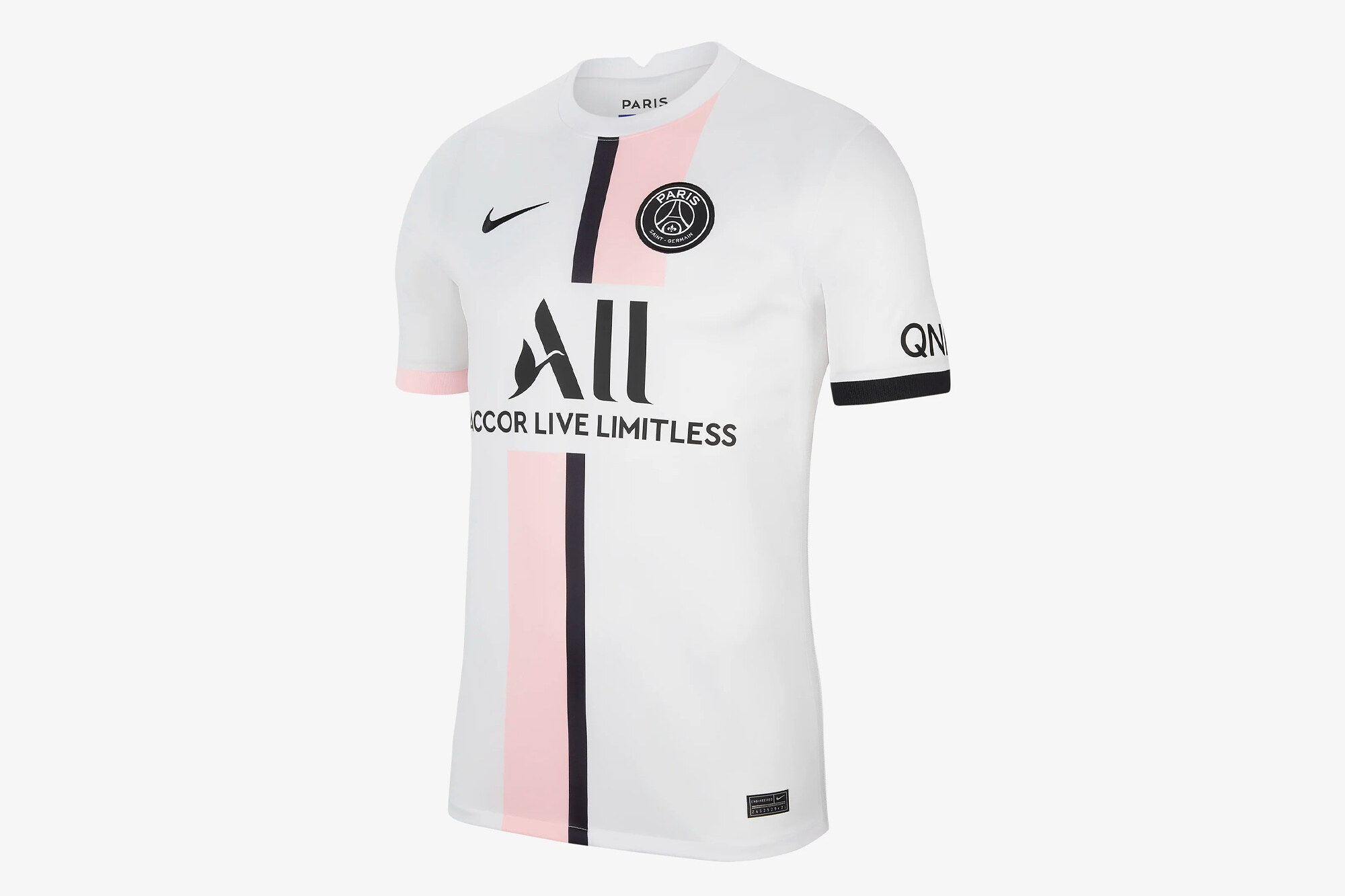 Paris Saint Germain Away Kit 2021-22