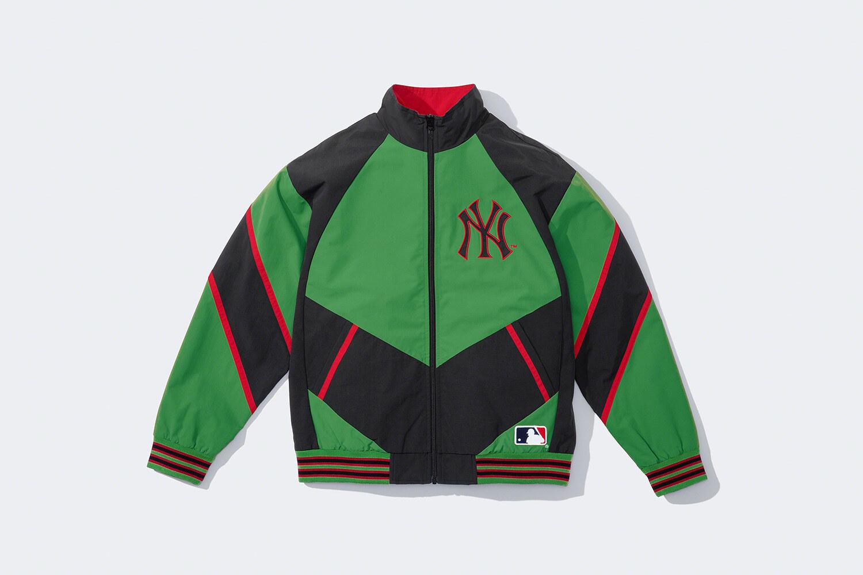Supreme x New York Yankees