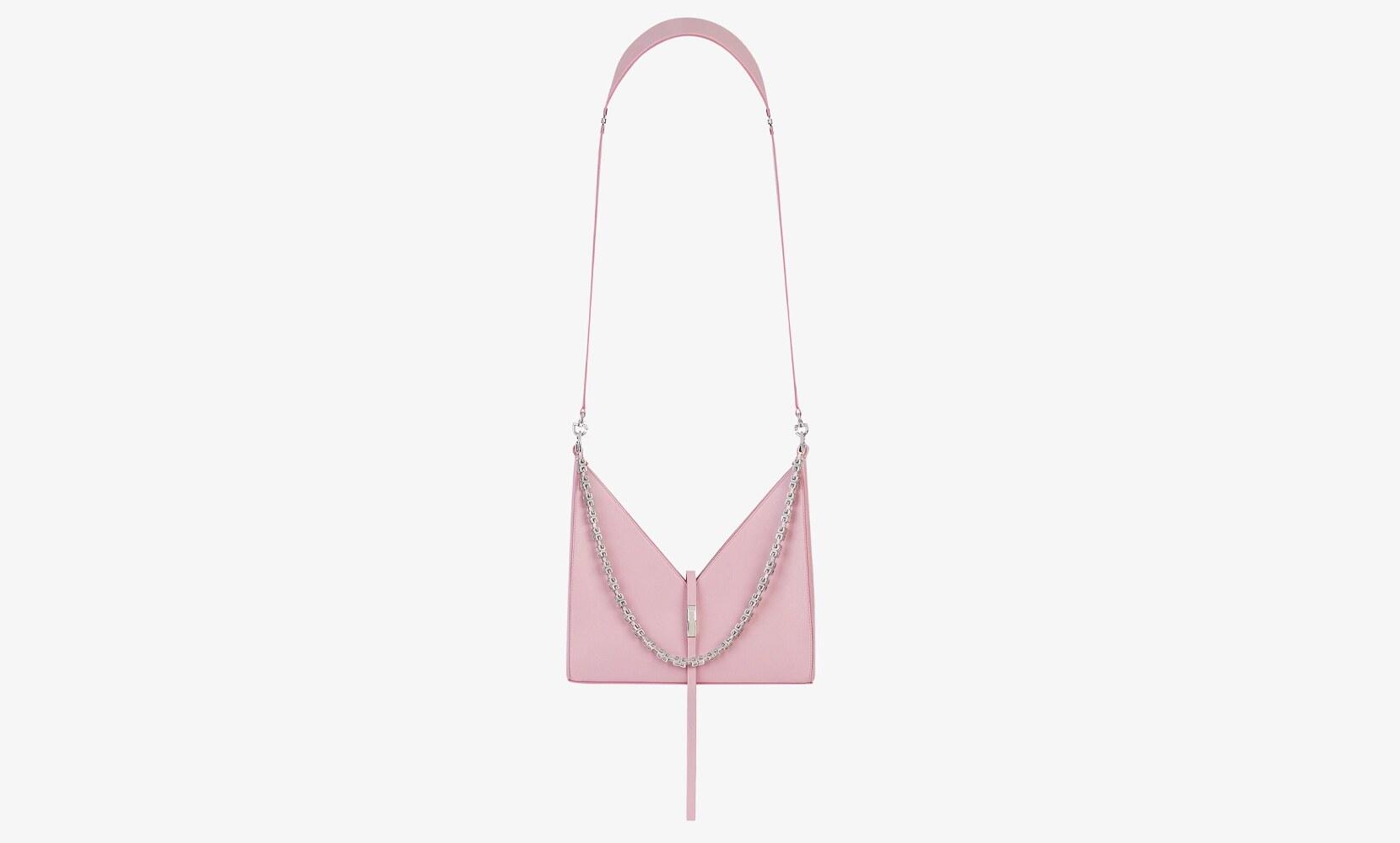 Givenchy borsa cut out piccola di belle con catena