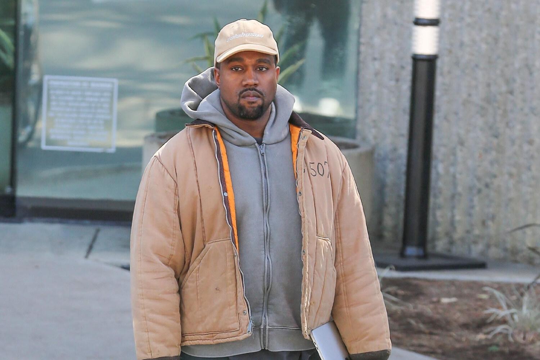 Kanye West Goyard Backpack
