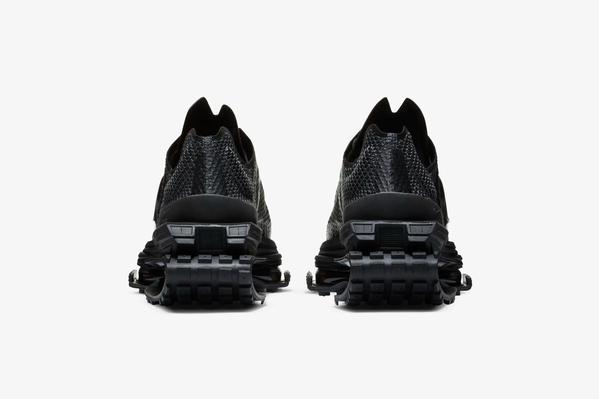 MMW x Nike Zoom 004 Black