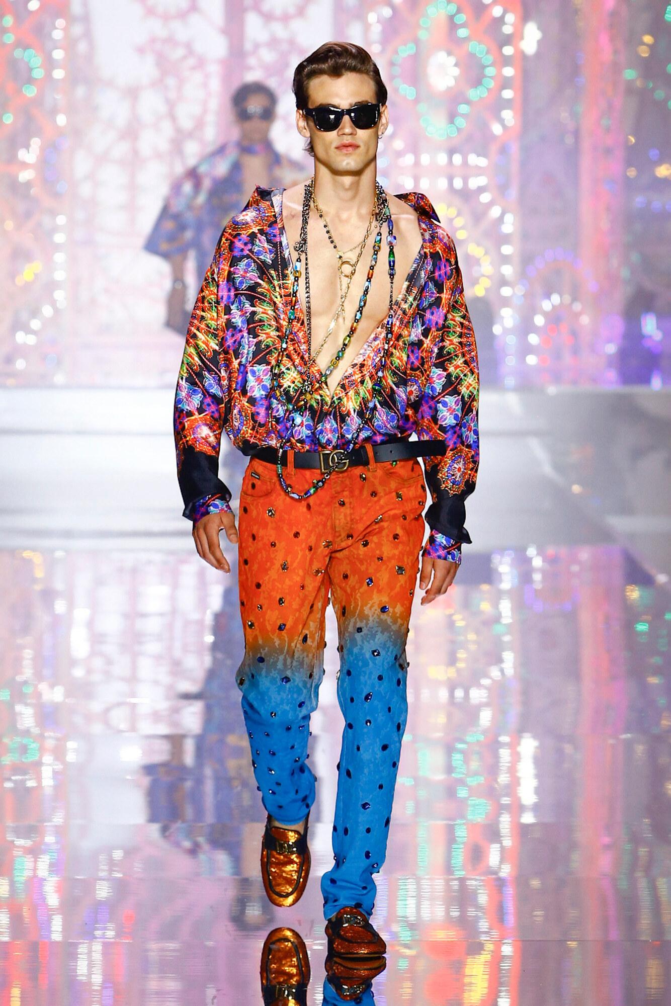 Dolce&Gabbana PE2022 DGLightTherapy