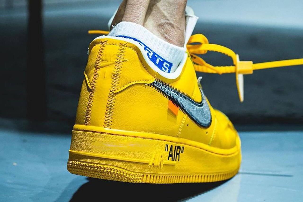 Off-White x Nike Air Force 1