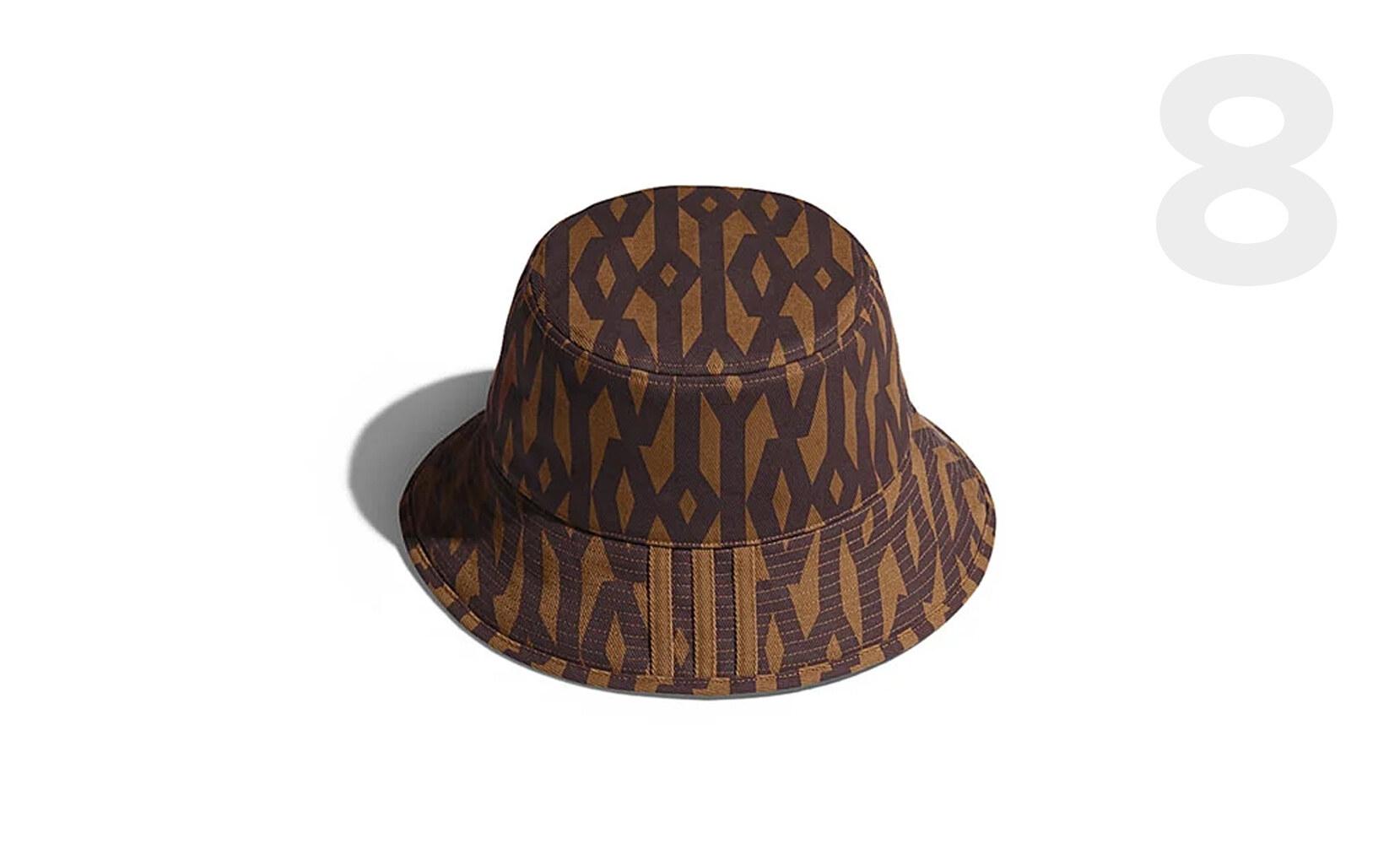Adidas x Ivy Park monogram bucket hat