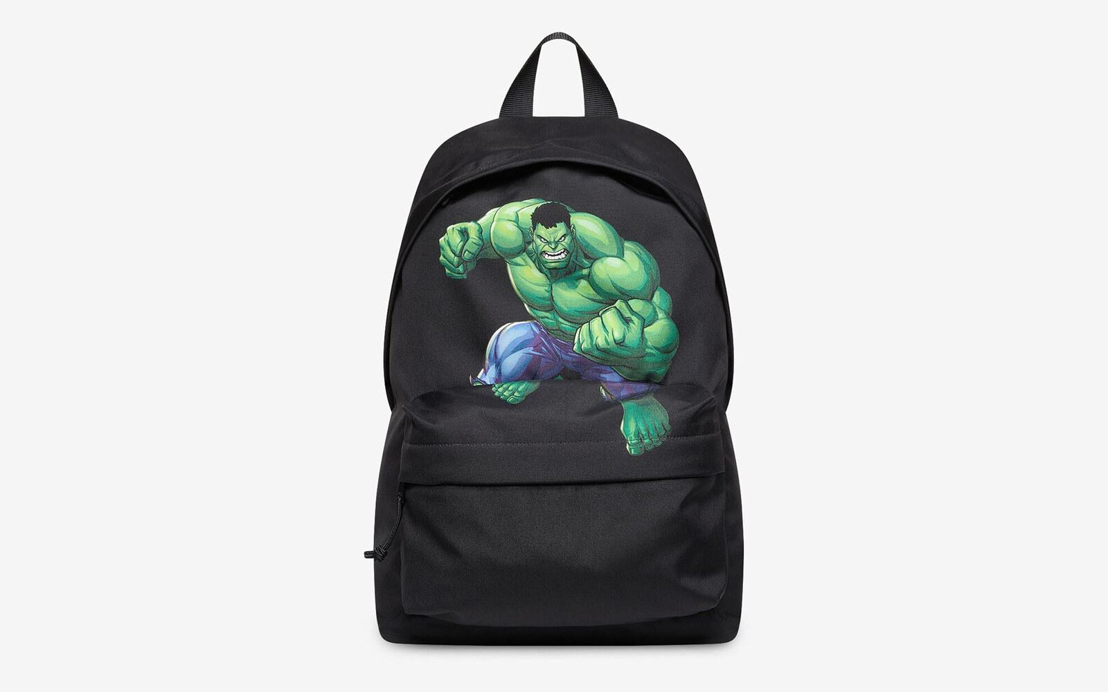 Balenciaga x Hulk Capsule Collection