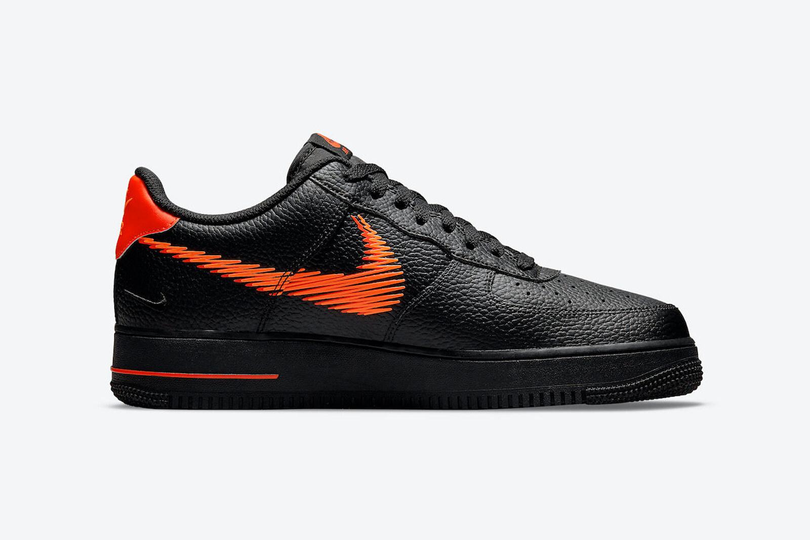 Nike Air Force 1 Low Zig-Zag VLONE