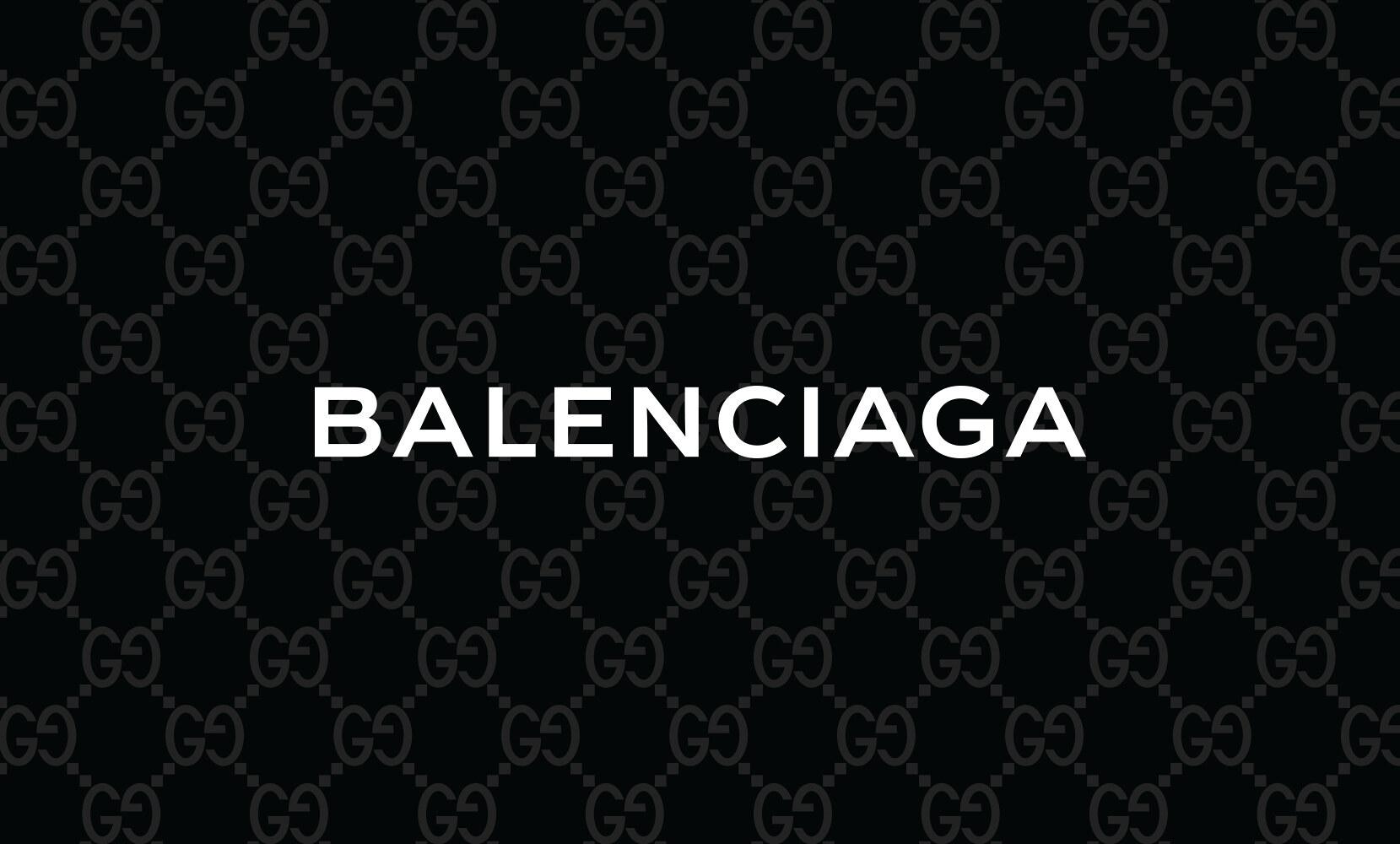 Gucci x Balenciaga informazioni esclusive