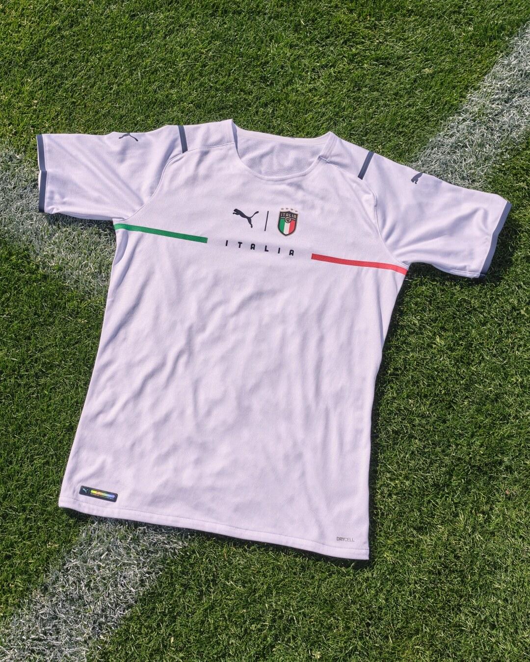 Puma Away Kit Euro 2020