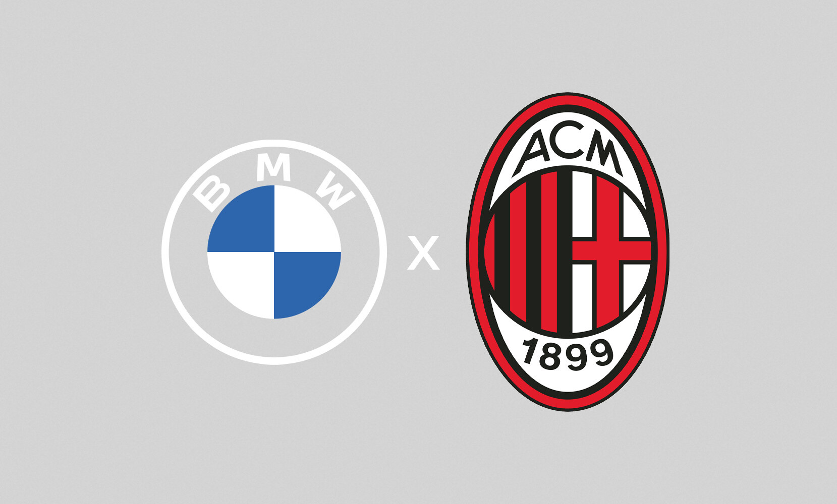 BMW x A.C. Milan