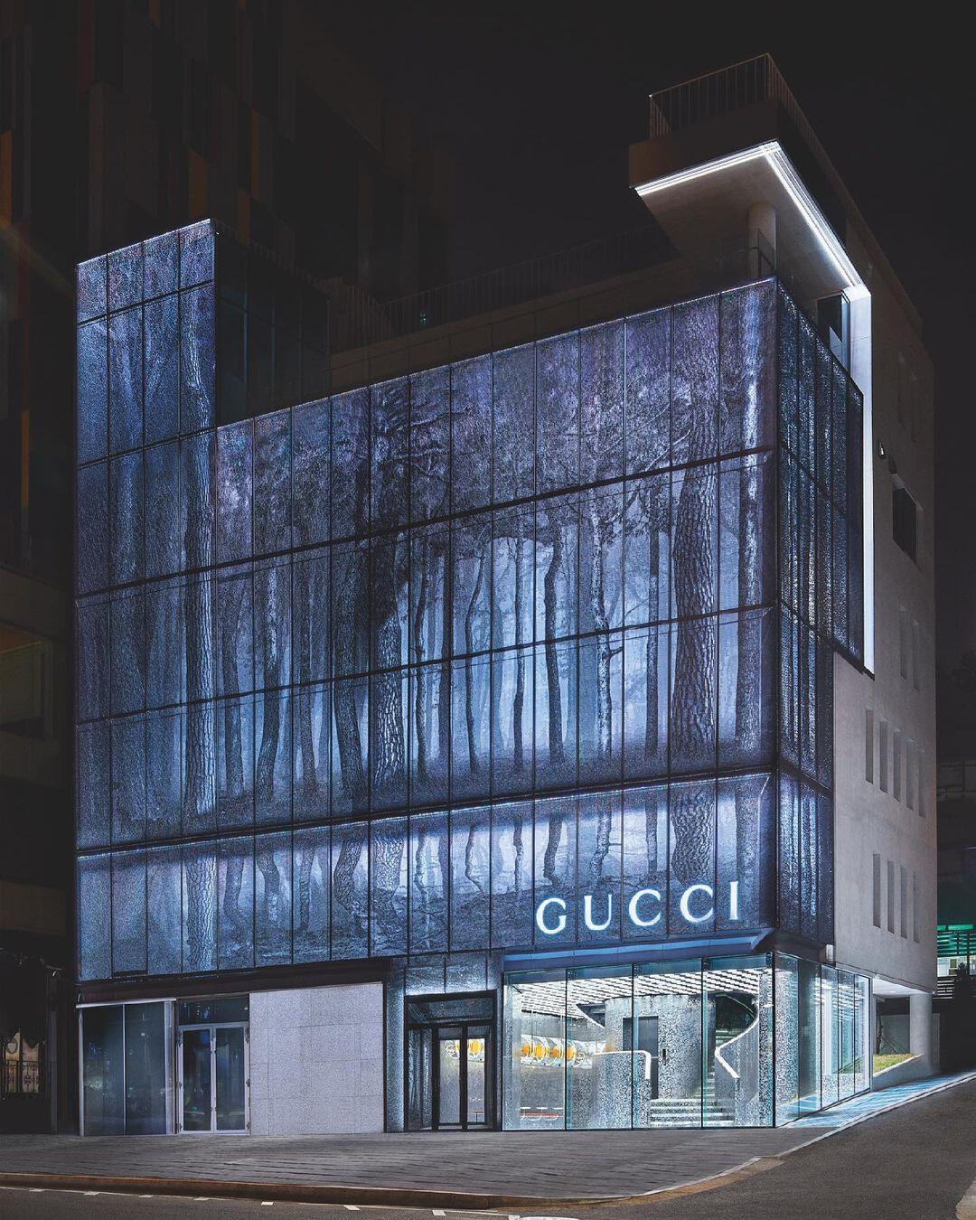 Gucci Flagship Store Seoul