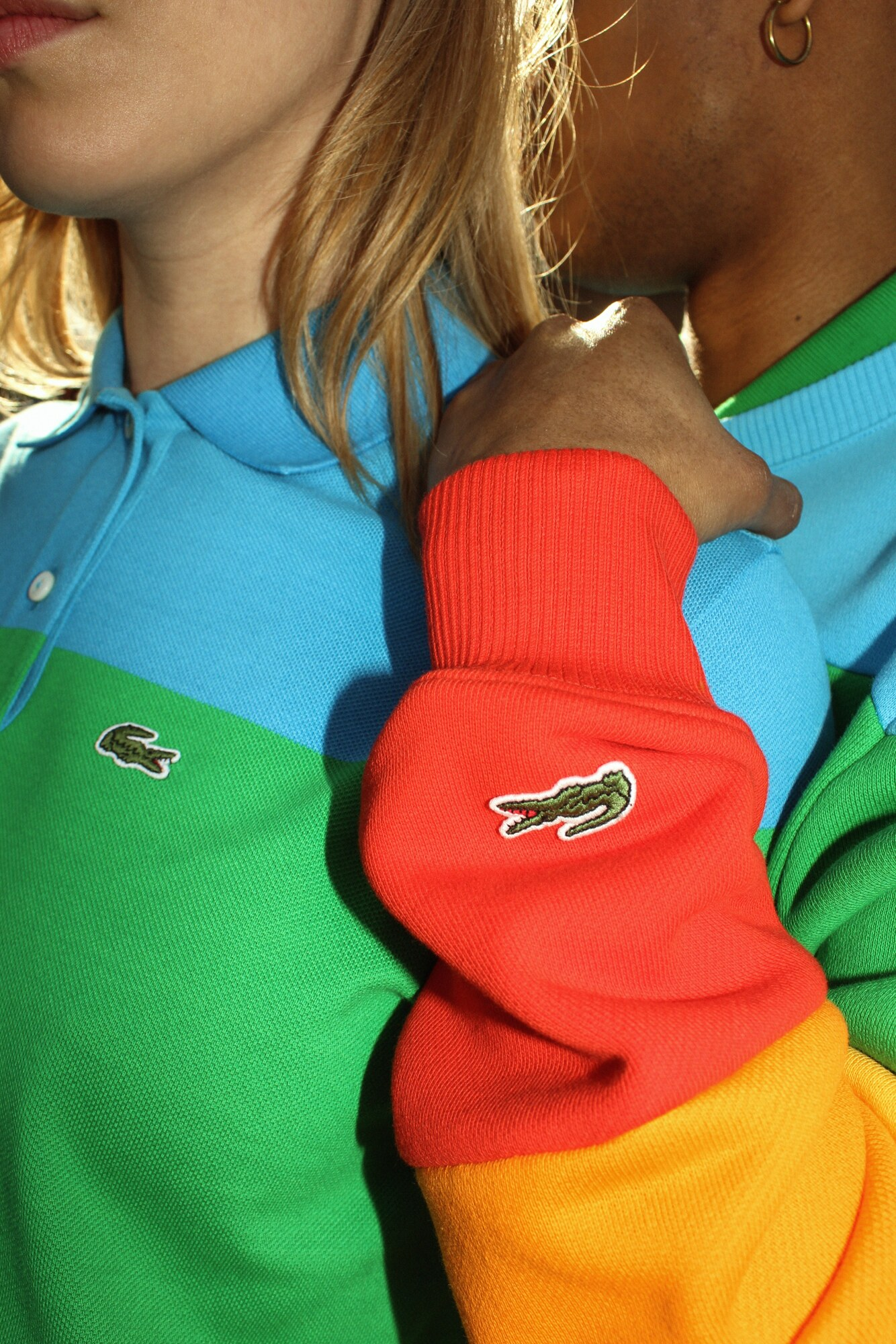 Lacoste Polaroid Capsule Collection SS21