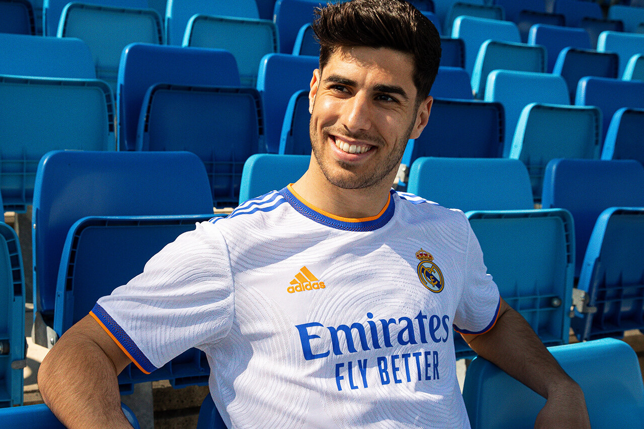 Real Madrid Home Kit 2021-2022