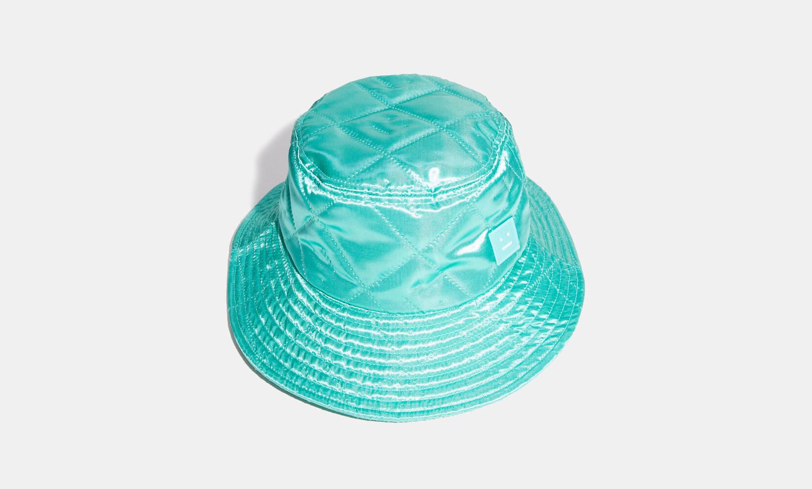 Acne Studios Quilted bucket hat