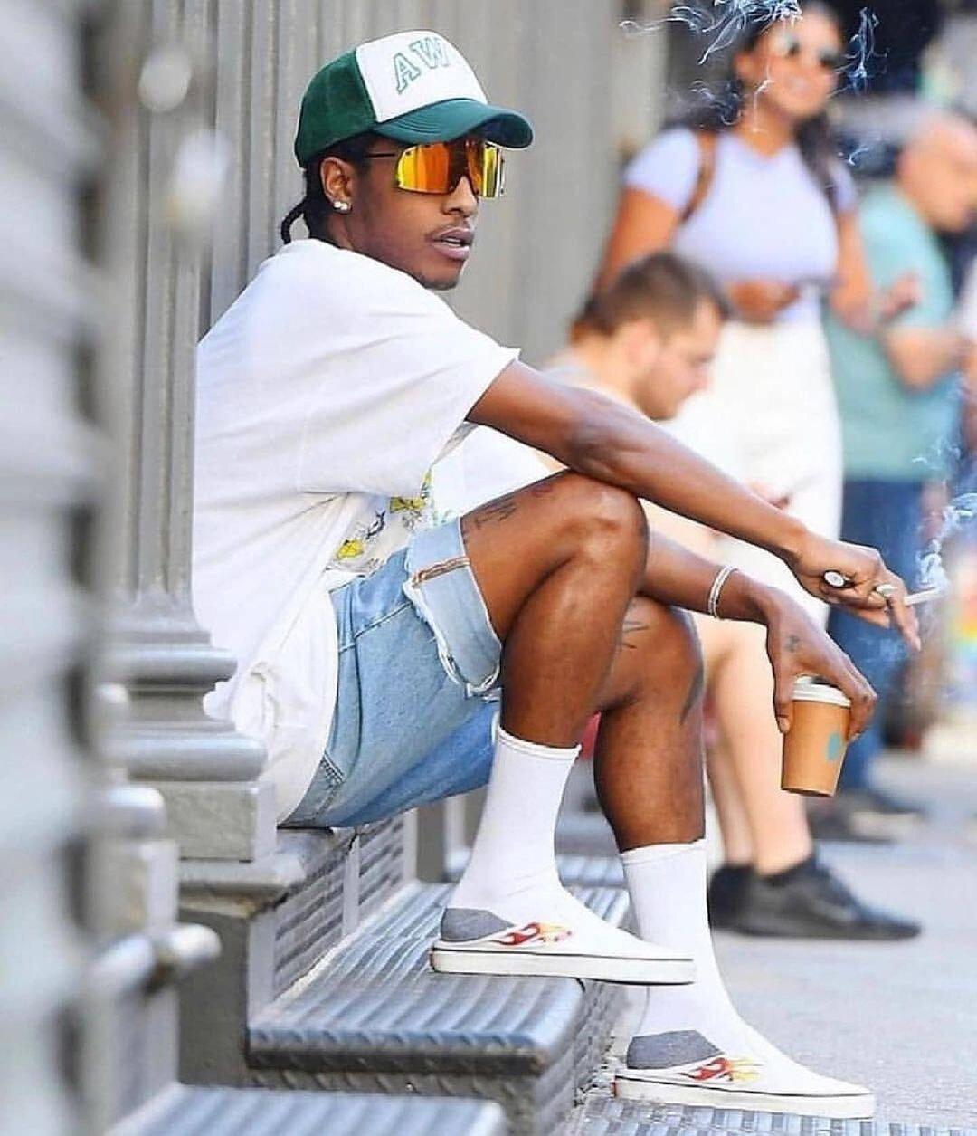A$AP Rocky x Vans Slip-On