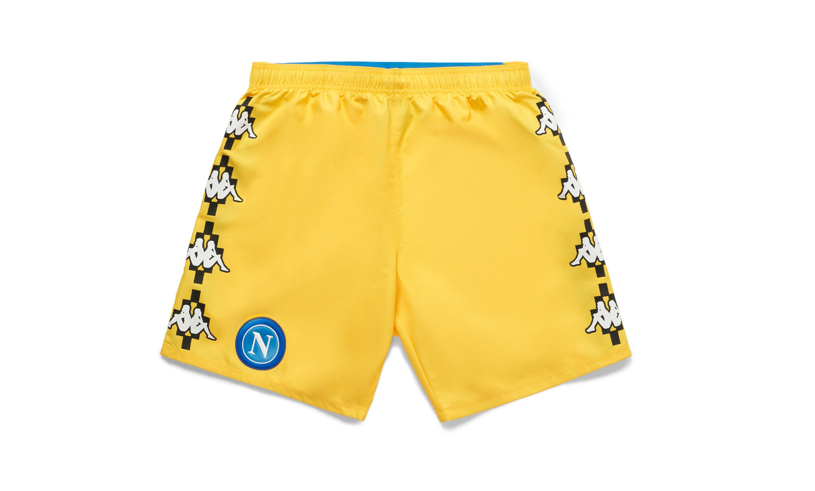 Marcelo Burlon Kappa x SSC Napoli Shorts