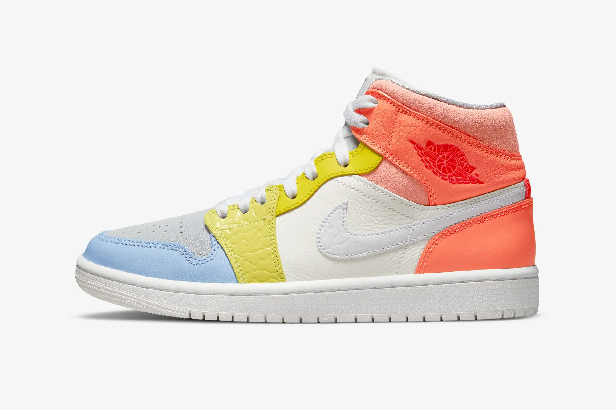 "Air Jordan 1 Mid ""To My First Coach"""