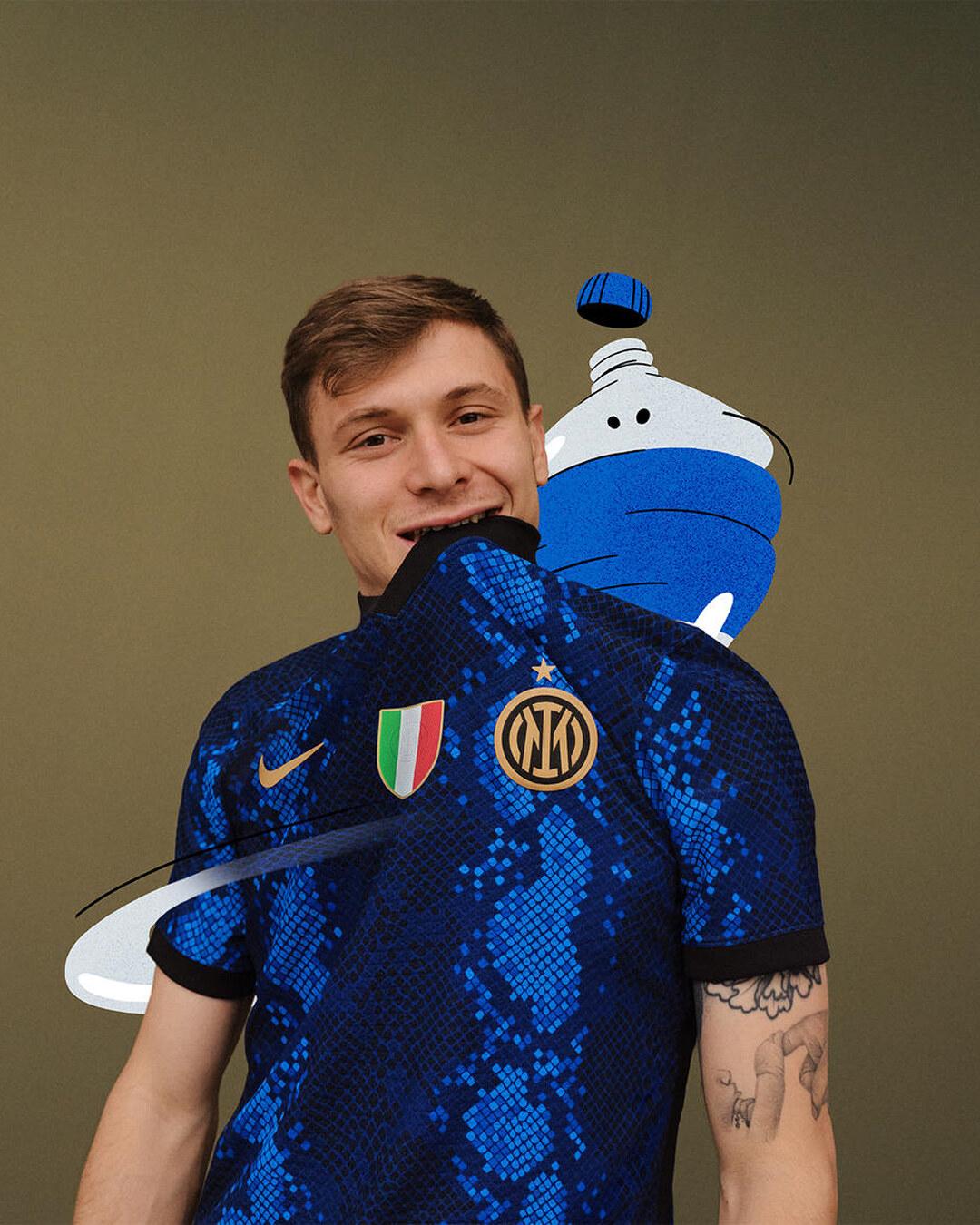 Inter Home Kit 2021-22
