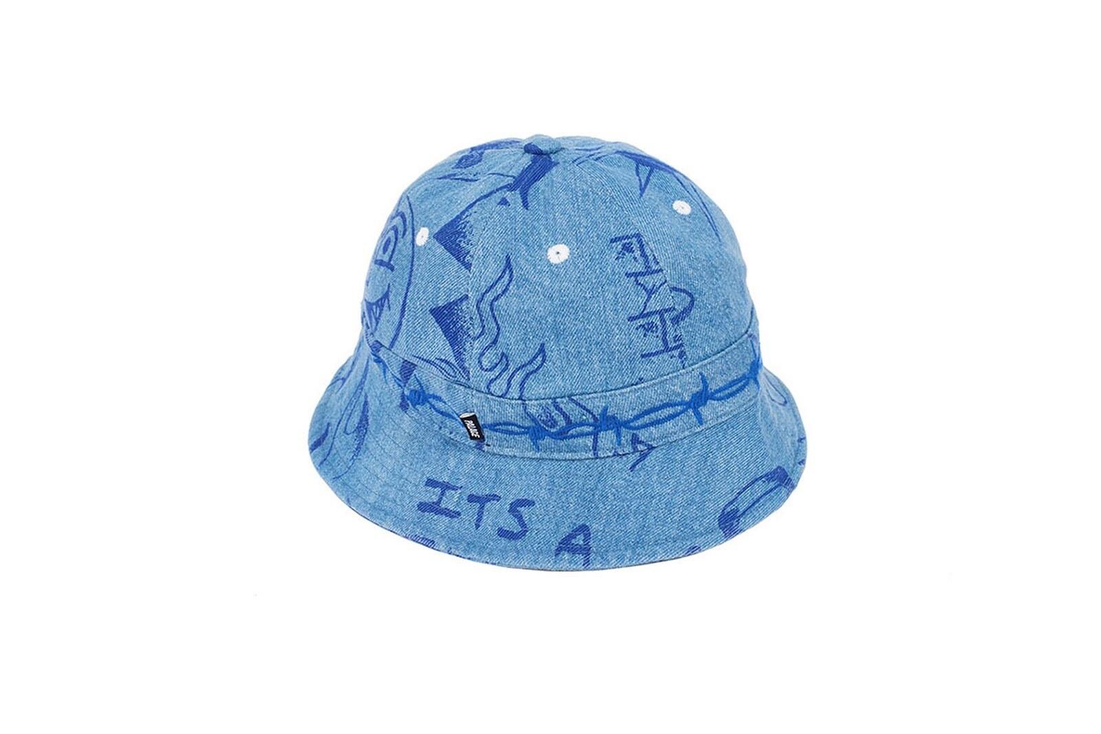 Palace x Lotties hat