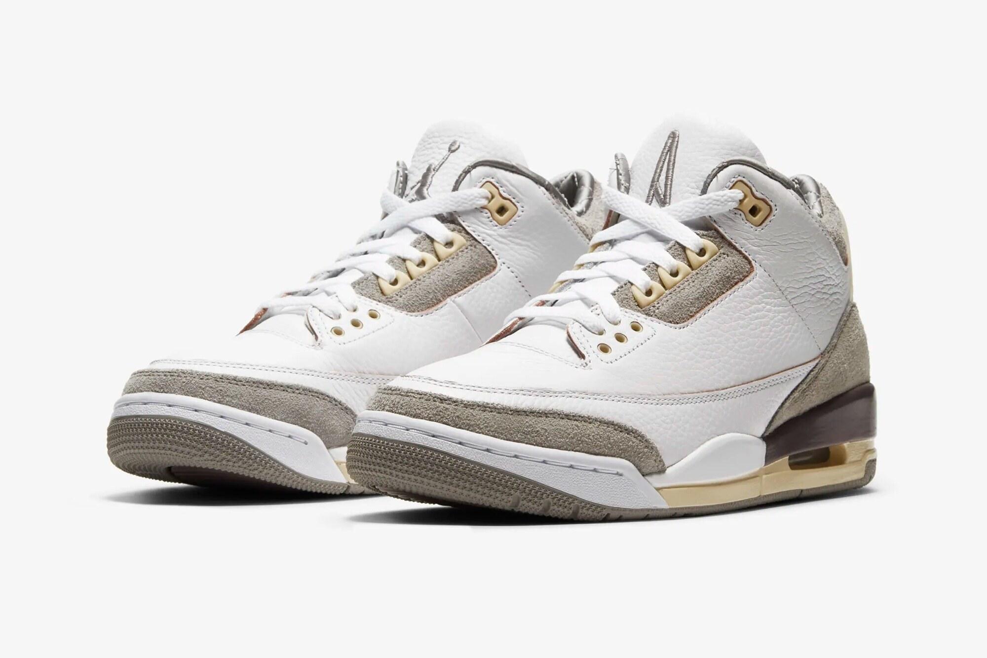 A Ma Maniu00e9re x Air Jordan 3 SP