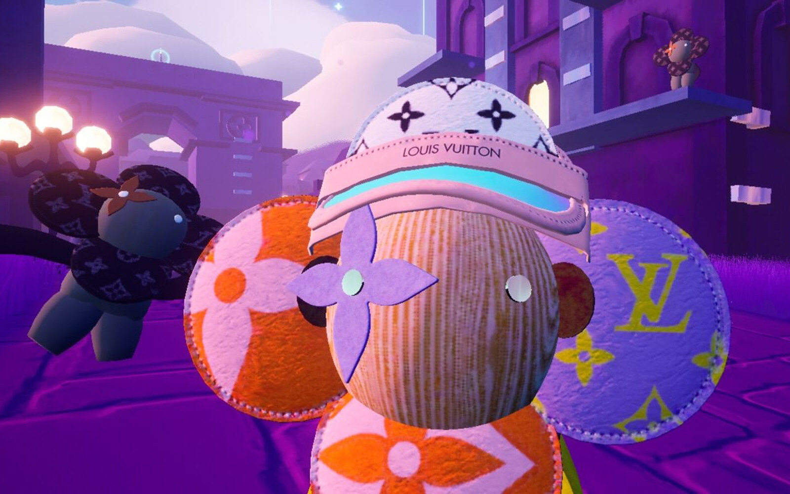 Louis Vuitton Louis: The Game mobile videogame