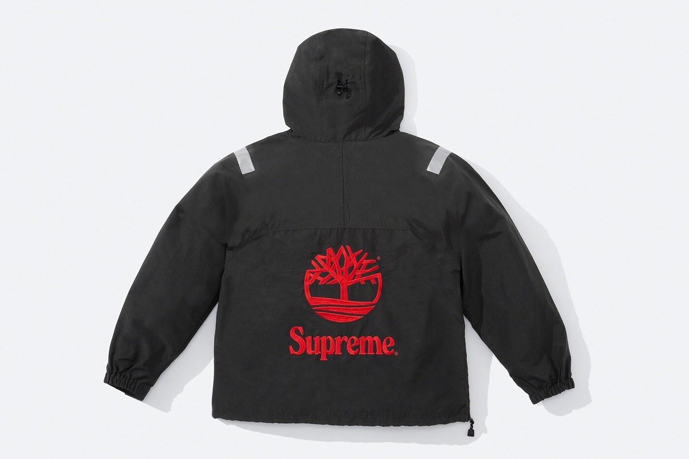 Timberland x Supreme Spring 2021
