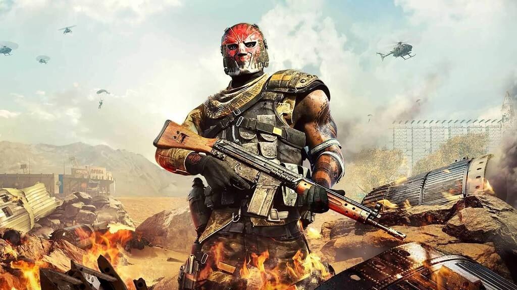 Call of Duty Season 4 Reloaded