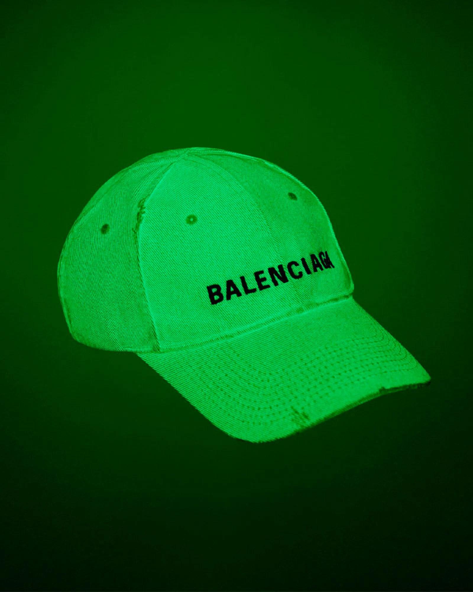 Balenciaga glow-in-the-dark