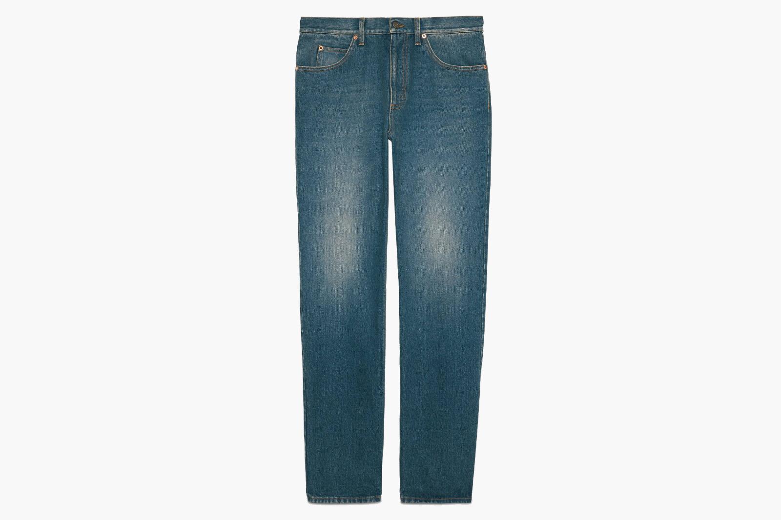 Gucci Jeans regular effetto délavé