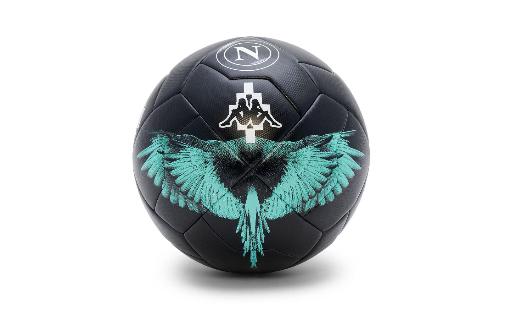 Marcelo Burlon Kappa x SSC Napoli Ball
