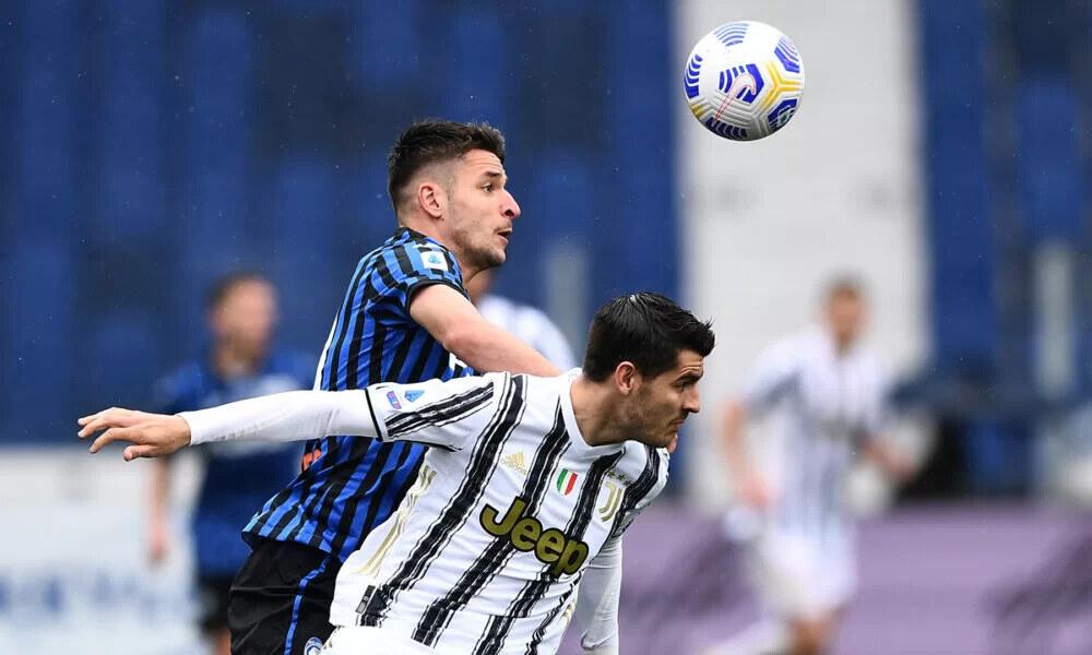 Juventus Atalanta 2021
