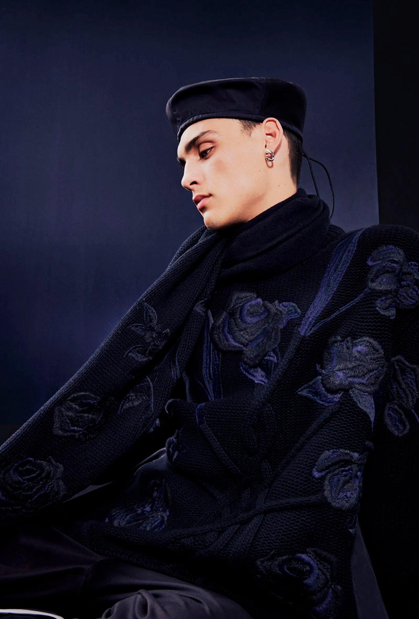 Dior x sacai FW21 Collaborazione