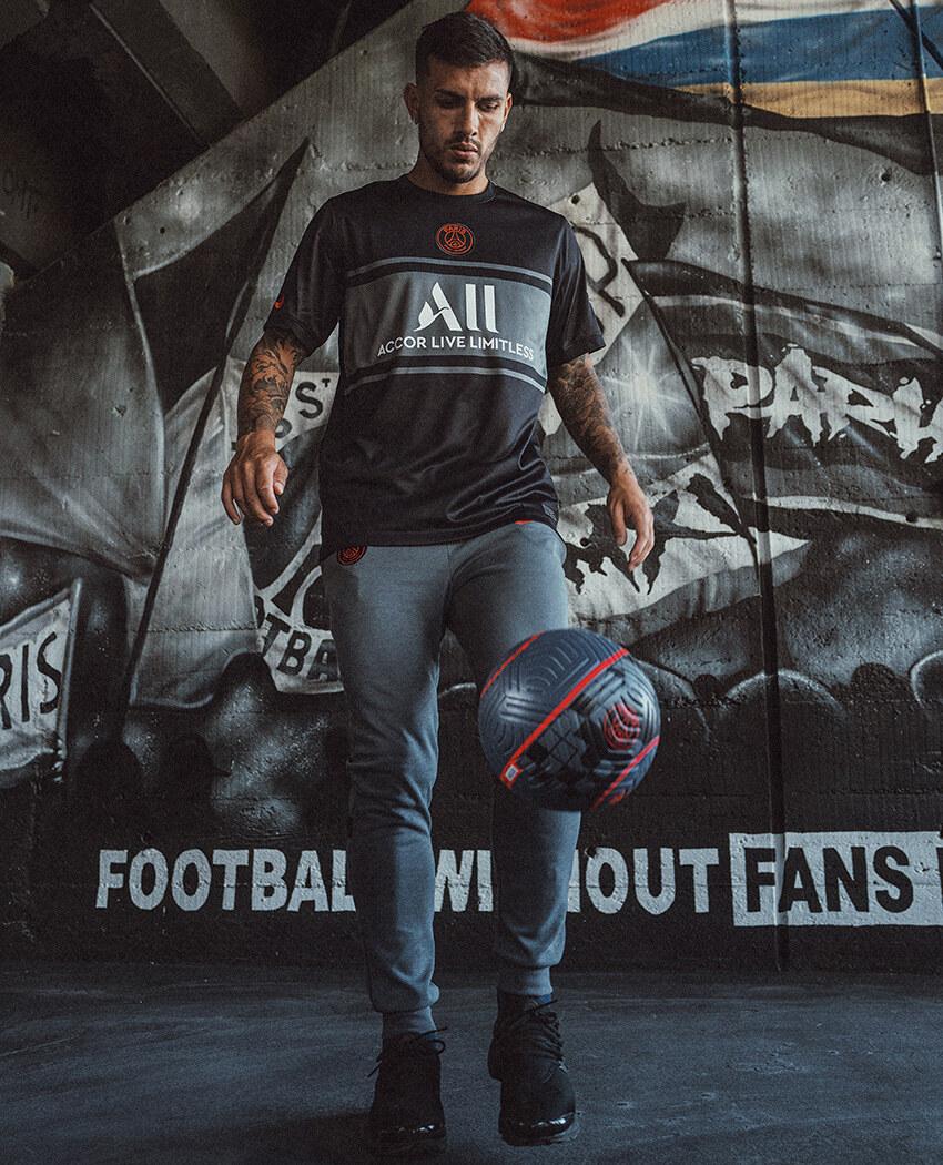 PSG Terzo Kit Stagione 2021-22