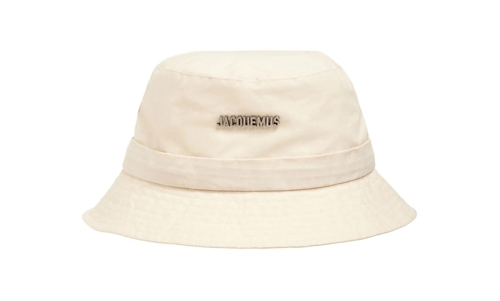Jacquemus Canvas Bucket Hat