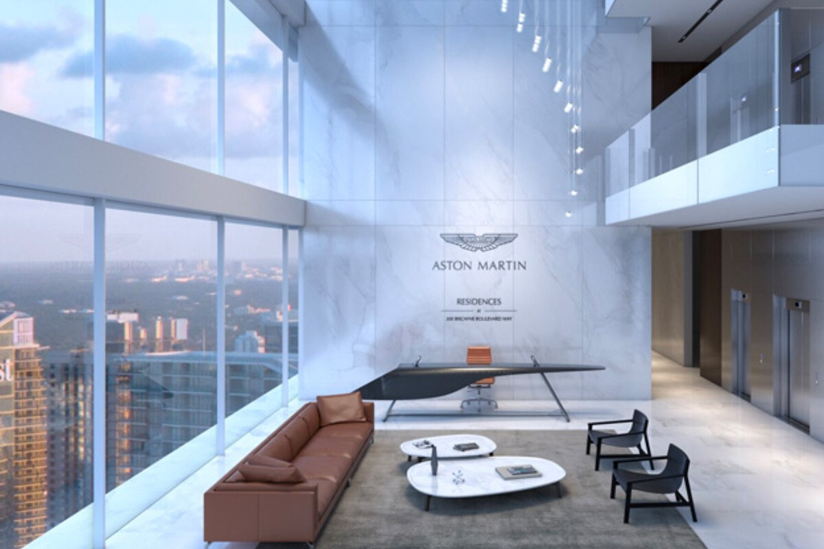 Aston Martin Residence Miami