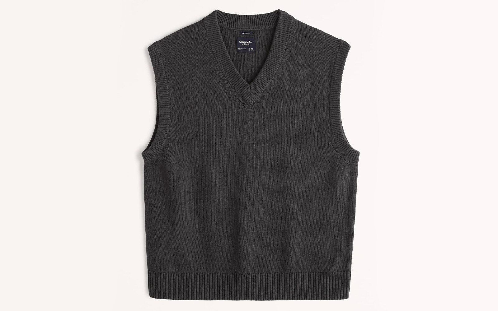 Gilet in maglia Abercrombie & Fitch